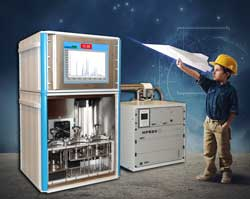 Critical aerospace vapour permeability measurements for any gas