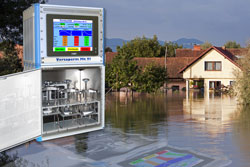Water Permeability and vapour barrier measurement in buildings