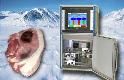 Vapour permeaqbility testing for Freezer Burn