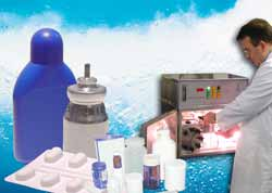 Measuting Moisture vapour permeability in the pharmaceutical and medical areas
