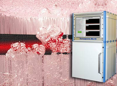 Textile Permeability testing Meter